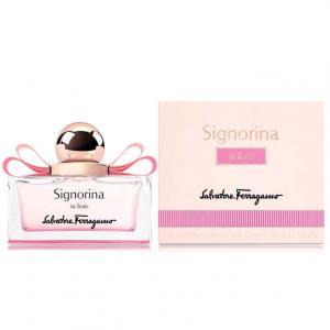 Signorina In Fiore perfume para mujer de Salvatore Ferragamo