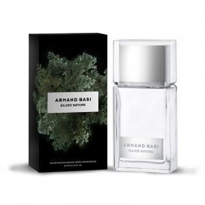 Silver Nature perfume para hombre de Armand Basi