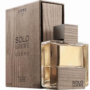 Solo Loewe Cedro perfume para hombre de Loewe