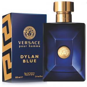 Dylan Blue perfume para hombre de Versace