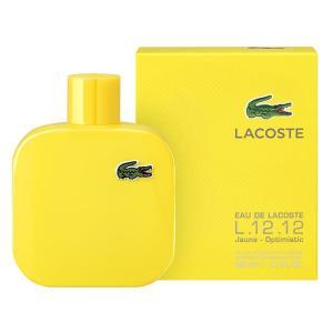 L.12.12 Yellow (Jaune) perfume para hombre de Lacoste