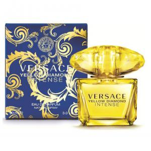 Yellow Diamond Intense perfume para mujer de Versace