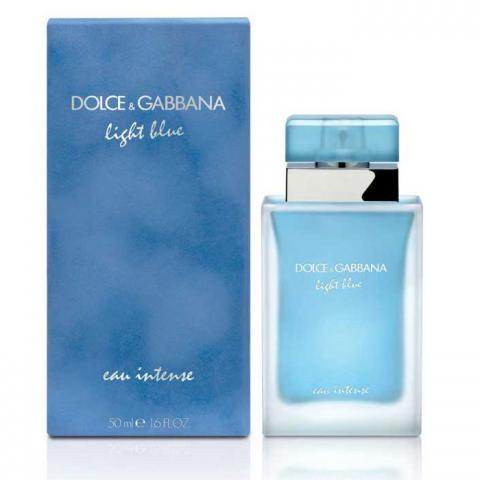 Light Blue Eau Intense De Dolce Amp Gabbana Precio Y