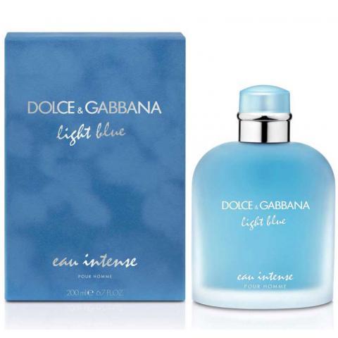 Light Blue Men Eau Intense De Dolce Amp Gabbana Precio Y