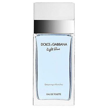 Light Blue Dreaming In Portofino De Dolce Amp Gabbana