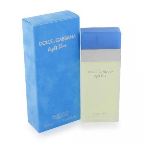 precio perfume light blue mujer