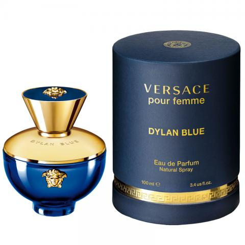 perfume versace dylan blue hombre opiniones